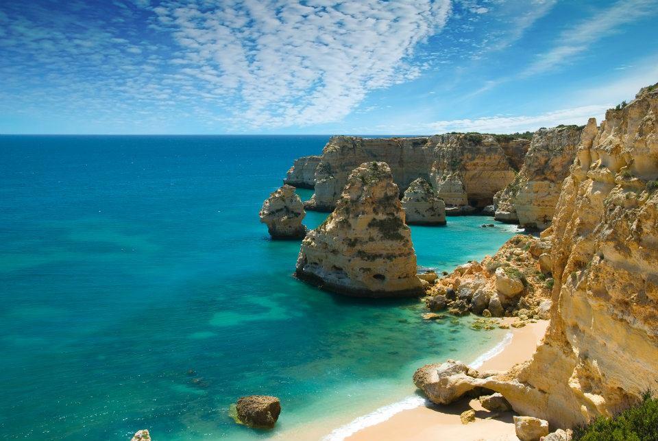 Portuguese_beach_Algarve