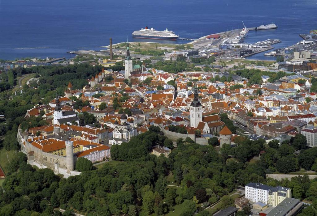 Горящие туры в Эстонию